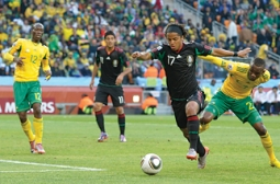 The World Cup, hosted by South Africa, is speeding up global investment in the continent.