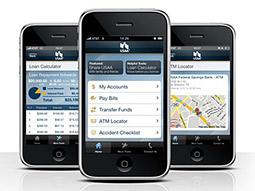 USAA: Deposit via iPhone