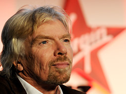 Richard Branson: Look what a loan did for him.