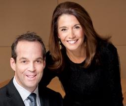 Paul Caine and Stephanie George