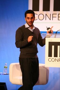 Shiv Singh speaks at Ad Age 's Media Evolved conference Nov. 15