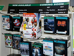 7-ELEVEN ADVANTAGE: The chain realized it had a leg up on the competition due to its late-night hours, thus attracting gamers looking to buy at midnight release times.