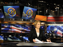 Collectively, ABC, NBC and CBS's network newscasts lost about 1.2 million viewers in 2007, according to an analysis of Nielsen data by the Project for Excellence in Journalism