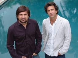 La Communidad co-founders Joaquin (l.) and Jose Molla.
