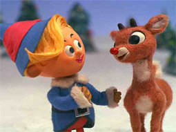 'Rudolph the Red-Nosed Reindeer': Not such a misfit.