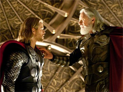 'Thor,' set for 2011 release