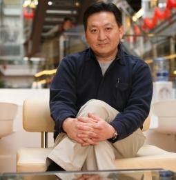 Li-Ning CMO Frank Chen