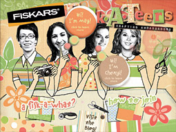 The exclusive Fiskateers community of crafters has caused mention of Fiskars online to surge by a factor of six.