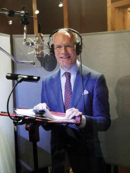 Tim Gunn as the voice of Baileywick the butler on 'Sofia the First'