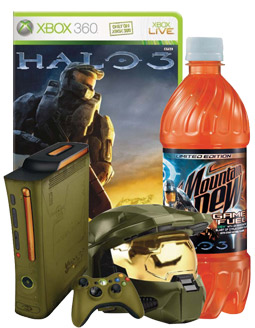 A constellation of 'Halo 3' marketing opportunities