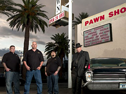 BRINGING HISTORY INTO THE PRESENT: History Channel's 'Pawn Stars' redefined the term 'history.'