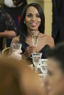 Kerry Washington in the season premiere of 'Scandal.'