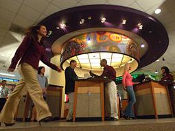 Washington Mutual made retail banking enjoyable for its customers.
