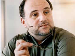 SAP AG Global Chief Marketing Officer Martin Homlish