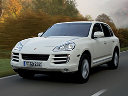 Porsche: Mobile campaign targeted smartphone users on Weather.com and Yahoo properties.