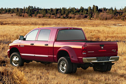 NEW DODGE RAM: Chrysler's next major launch may not get any media support.