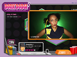 'Dork Dodge': To find their boyfriends, players duck goths, brains and frat guys.