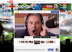 IT'S OFFICIAL: Visa exceeded its expectations with its first-time sponsorship of the FIFA World Cup.