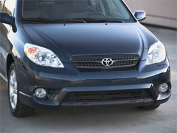 Just last week Toyota recalled 1 million more cars, this time the Corolla and Matrix.