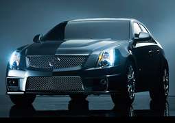 Fallon will likely be tasked with the launch of Cadillac's 2011 CTS Coupe.