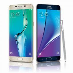 Samsung Galaxy S6 edge+ and Galaxy Note5