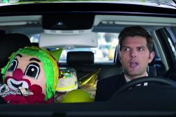 A VW ad starring Adam Scott promotes App Connect.