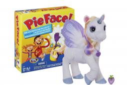 Retail data helps Hasbro target toys like Pie Face and FurReal Friends StarLilly My Magical Unicorn.