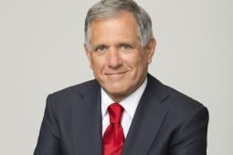 CBS President-CEO Les Moonves.