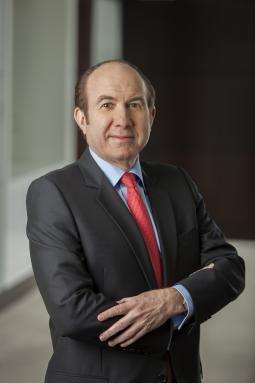 Viacom President-CEO Philippe Dauman said the company is looking at running fewer ads to improve the viewer experience.