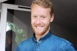 François-Xavier Prévost, age 29, died in the attack at the Bataclan in Paris on November 13, 2015