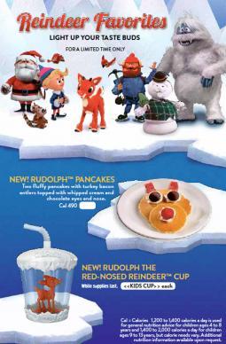 Denny's Rudolph Panel