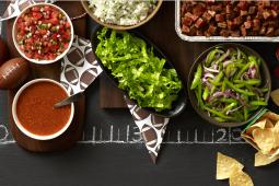 Chipotle Catering Web Site