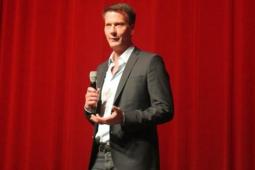 Chipotle Creative and Development Officer Mark Crumpacker.