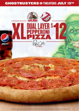 Papa johns 20 million pizza giveaways