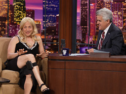 Rob Schneider as Lindsay Lohan on 'The Tonight Show With Jay Leno'