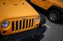 The Cross Chrysler Jeep dealership in Louisville, Ky.