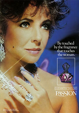 Big -screen beauty did her fair share of endorsements, including perfume, class rings and makeup.