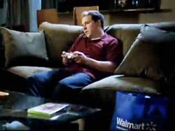 GUEST STAR: In a 'Modern Warfare 2' spot, Walmart assumes a cameo role.