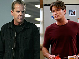 '24' and 'Two and a Half Men'