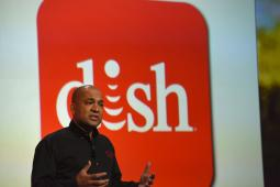 Vivek Khemka, exec VP-chief technology officer of Dish Network Corp., at the Consumer Electronics Show in January.