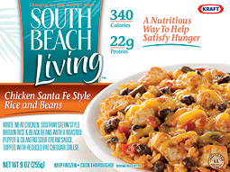 Teamwork: All Kraft Foods brands use cross-functional teams to create integrated campaigns. One of the successes of that approach is its South Beach Living line.
