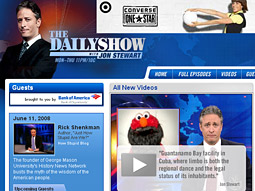 'The Daily Show': Streams of full-length episodes rankle some multi-service providers.