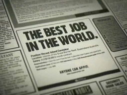 Tourism Queensland's 'The best job in the world' from Nitro.