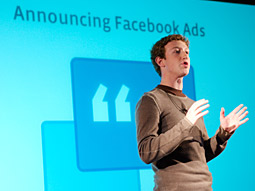 Zuckerberg: Tough to buy his claim that Beacon's goal was 'to let people share information ... with friends.'