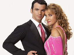 Tony Dovolani, Jane Seymour and AT&T will appear on 'Dancing with the Stars' this season.