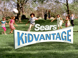 'All clothes should be play clothes. That's our fashion statement,' a voice-over in an ad for Kidvantage says.