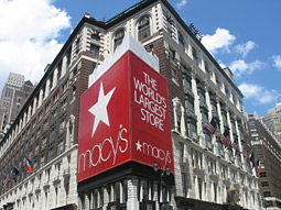 Macy's announced a $44 million loss today in what is certain to be the first of a string of gruesome third-quarter reports for retailers.