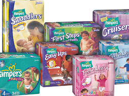 For P&G, Pampers evolved from a product with a functional benefit -- dry bottoms -- to a trusted baby-care brand.