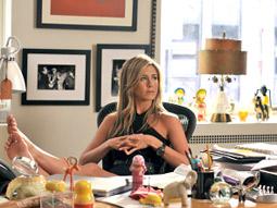 Jennifer Aniston returned to NBC on last night's '30 Rock.'