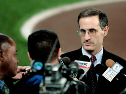 Rick Schlesinger, Milwaukee Brewers' exec VP-business operations